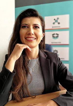Alina Duta – Managing Director